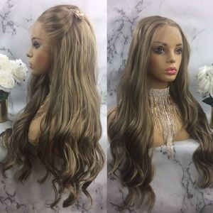 Accessories - Mariah| Lace front Wig (resell)